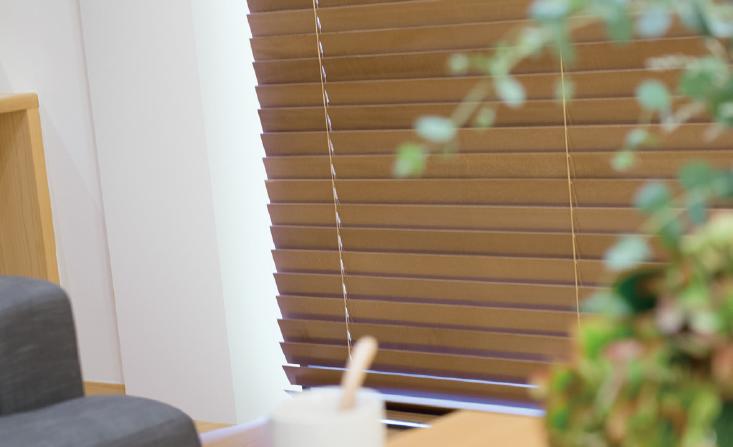 木製ブラインド フォレティア イメージ タチカワブラインド