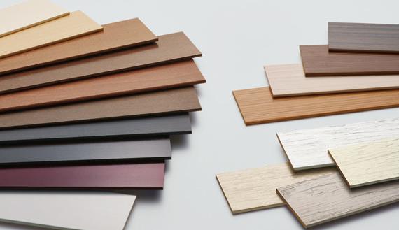 スラット バリエーション 木製 イメージ