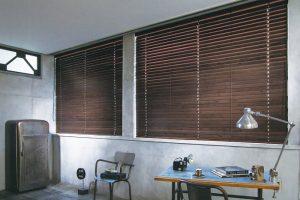ニチベイ 横型 木製 ブラインド クレール