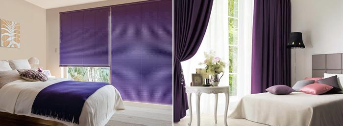 紫色の効果 癒しを与える 安らぎを感じる