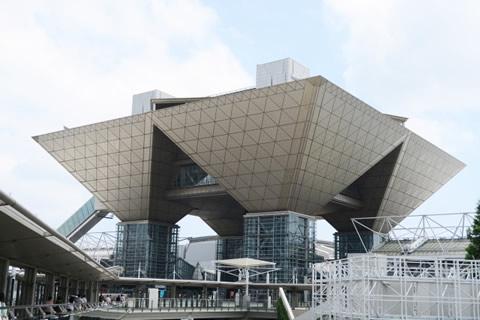 第37回 JAPANTEX 2018 東京ビッグサイト 会場
