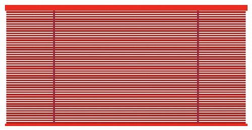 赤 ブラインド