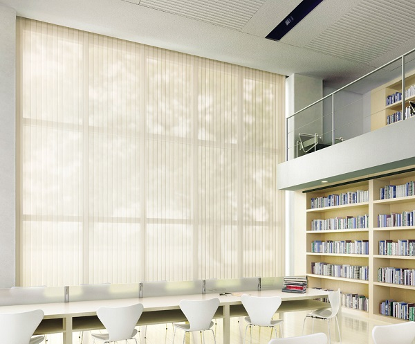 縦型ブラインド タチカワブラインド オフィス向け 機能性重視