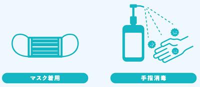 タチカワブラインド ショールーム 事前予約 感染予防対応 マスク着用 アルコール消毒 入場制限