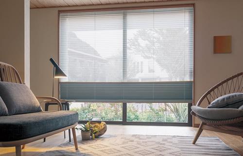 窓周り製品 ウィンドウトリートメント 特徴 プリーツスクリーン モダンな印象 和室に合う