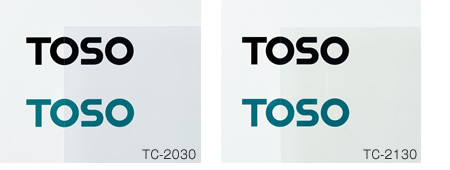トーソー TOSO ビニールカーテン 透明タイプ TC-2030生地 TC-2130生地