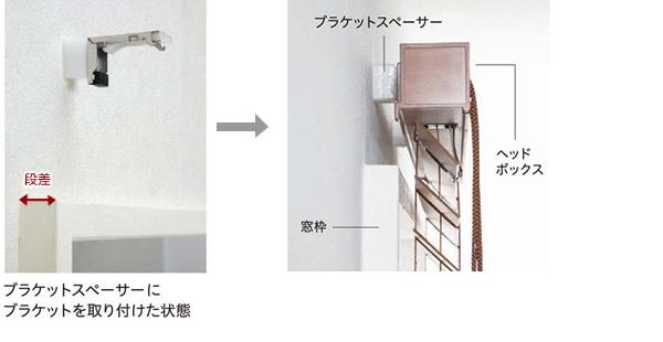 木製ブラインド ウッドブラインド 購入を後悔しない 壁面取付 下地があるか確認する