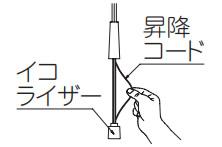 ブラインド降りない 対処法 ストッパーがかかっている タチカワブラインド ワンポール式 シルキー