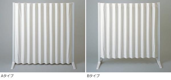 タチカワブラインド 衝立式間仕切り アコーデオンスクリーン 製品高さ180cm追加 視線を遮る