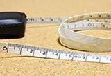 ブラインドのサイズの測り方