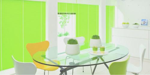 さわやかなグリーン〜イエロー系イメージ