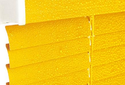 製品の細部にアルミやステンレスを使い、サビを防止