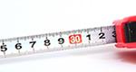 ブラインドを取り付ける際のサイズの測り方